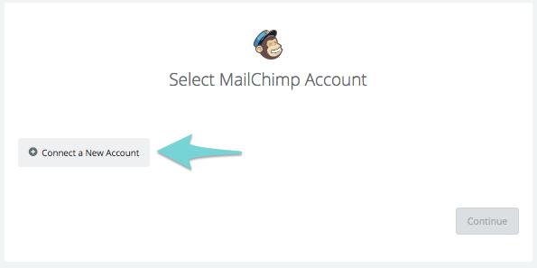 connect-mailchimp-account