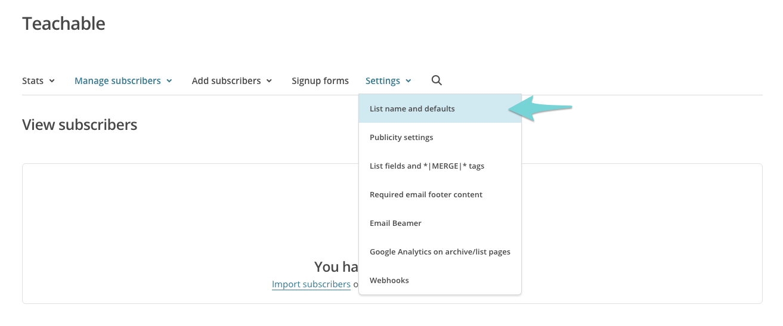 mailchimp-lists-settings-list-names-default